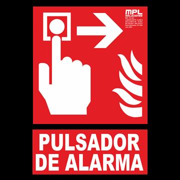 Señal: Timbre de alarma derecha