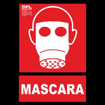 Señal: Mascara