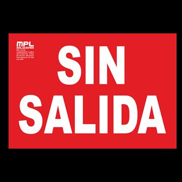 SEÑAL: SIN SALIDA