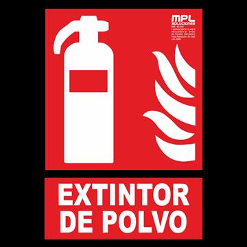 SEÑAL: EXTONTOR DE POLVO