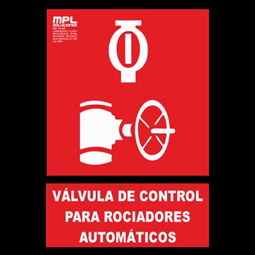 Señal: VÁLVULA DE CONTROL