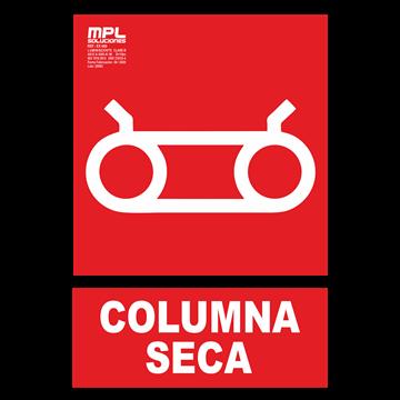 Señal: COLUMNA SECA