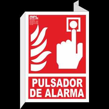 Señal: Tiembre de alarma