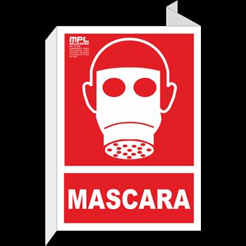 Banderola: Mascara