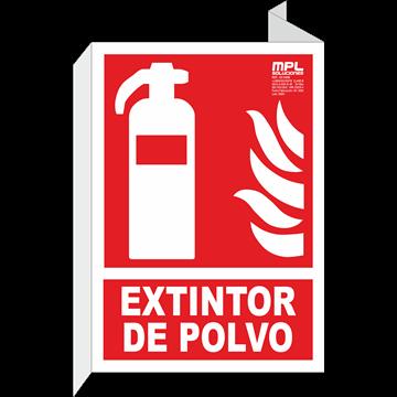 Banderola: EXTONTOR DE POLVO