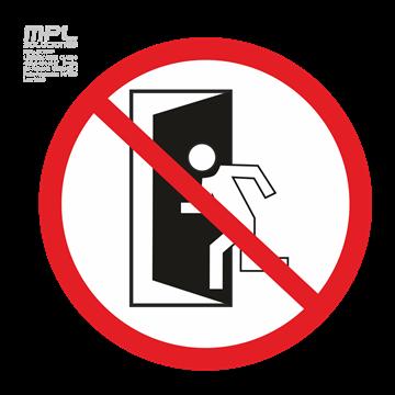 Señal cuadrada: NO UTILIZAR EN CASO DE EMERGENCIA