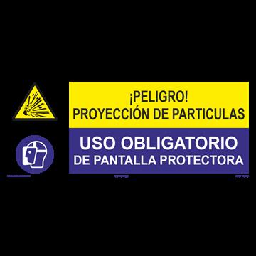 Maletin balizas de señalizacion azul powerflare