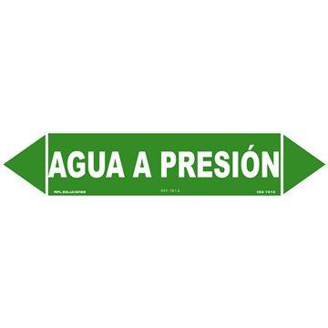 AGUA A PRESIÓN