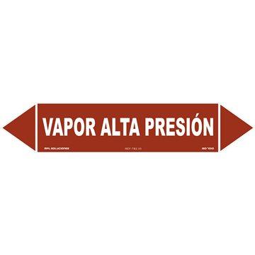 VAPOR ALTA PRESIÓN