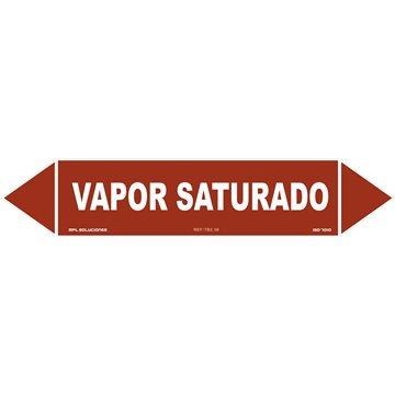 VAPOR SATURADO