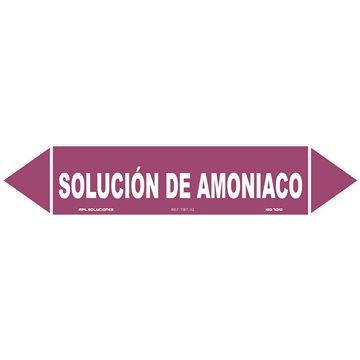 SOLUCIÓN DE AMONIACO