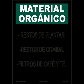 MATERIAL ORGÁNICO