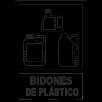 BIDONES D PLASTICO