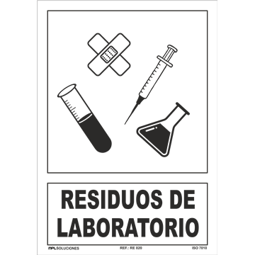 RESIDUOS DE LABORATORIO