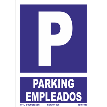 Señal definitiva Parada y estacionamiento prohibido