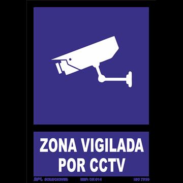 Señal: Zona Vigilada
