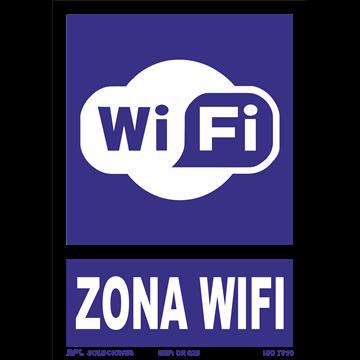 Señal: Modelo: Zona WIFI