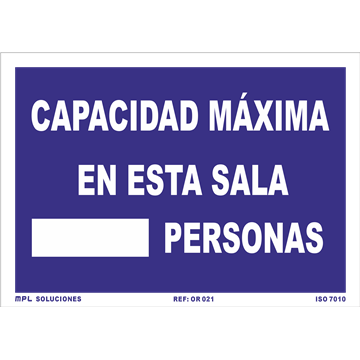 Señal: Capacidad Maxima