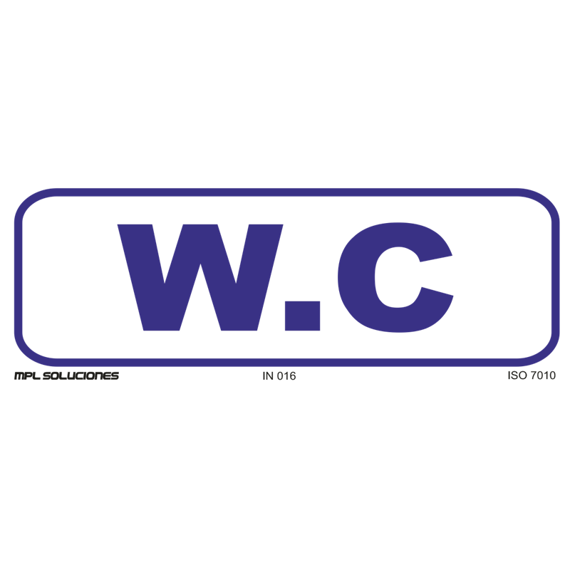 Bandera de señalización Mod. Basic