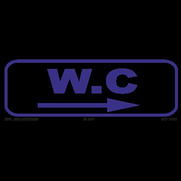 W.C. derecha