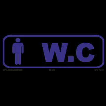 W.C. Hombres