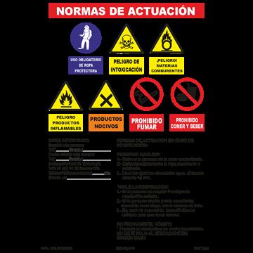 Normas de actuación (Modelo1)