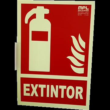Señal adhesiva sustancias corrosivas.