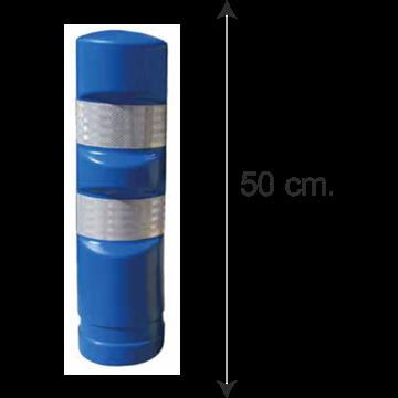 Hito Polietileno Fijo H50 - Azul