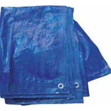 Toldo Polietileno Azul 80 gr.