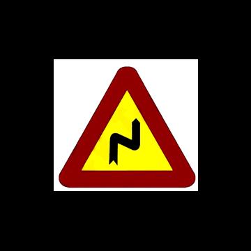 Curvas peligrosas derecha