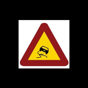 Pavimento deslizante