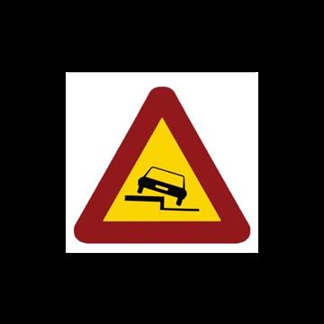 Escalón lateral
