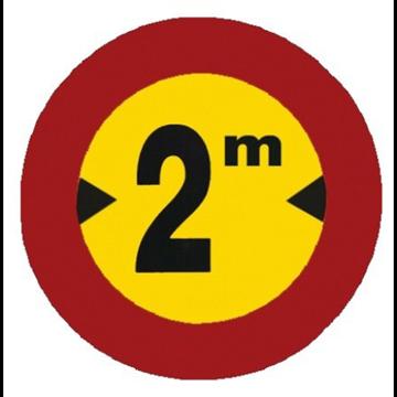 Limitación de anchura
