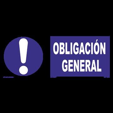 Señal: Obligacion general