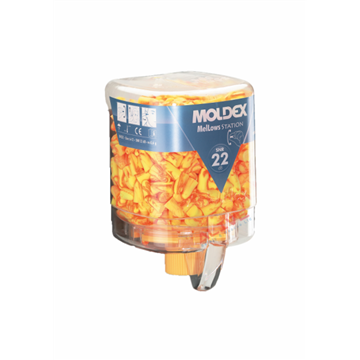 Tapón MelLows MoldexStation (CAJA 250 PARES)