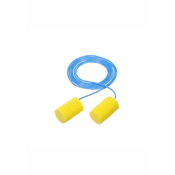 3M EAR CLASSIC  Tapones desechables con cordón. (250 PARES)