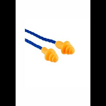 3M Tapones reutilizables con cordón. (50 PARES)