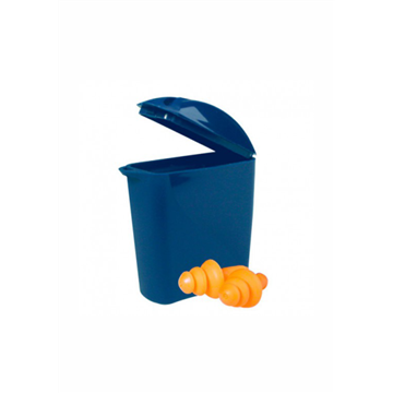 3M Tapón reutilizable sin cordón con cajita guardatapones. (50 PARES)