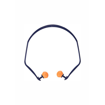 Tapones con banda, 26 dB, 10/caja
