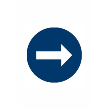 Señal: Obligatorio eliminar las puntas