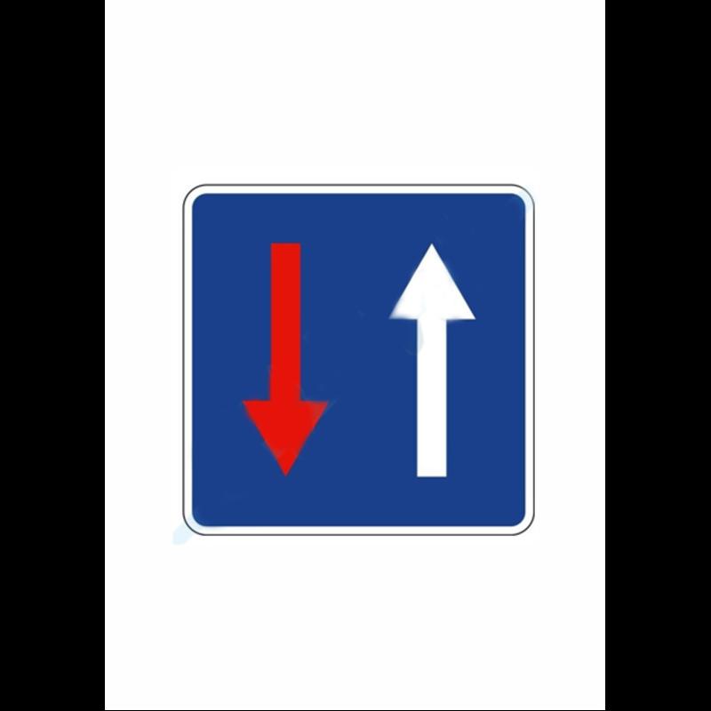 Señal: Obligatorio mantener cerrado