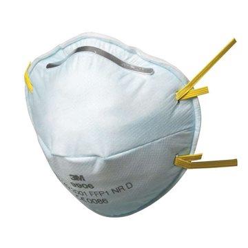 3M Mascarilla desechable FFP1 especializada blanca (CAJA 20 UDS)
