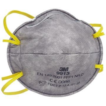 3M Mascarilla desechable FFP1 especializada gris (CAJA 20 UDS)