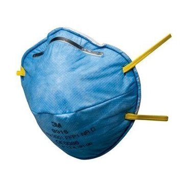 3M Mascarilla desechable FFP2 especializada azul (CAJA 20 UDS)