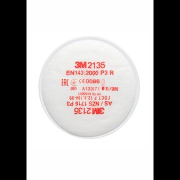 2135 Filtros para partículas P3R. (PVP 1 UNIDAD)