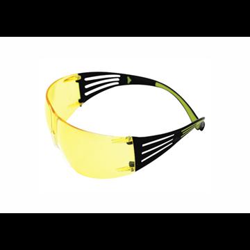 Secure Fit 400 Gafas PC-amarilla AR y AE