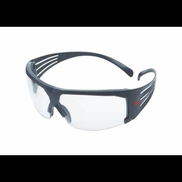 Secure Fit 600 Anti-empañamiento, ocular transparente