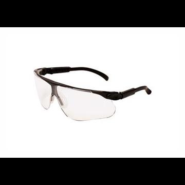 BALLISTIC Gafas montura negra PC incolora DX