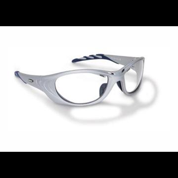 FUEL Gafas montura platino PC azul espejo