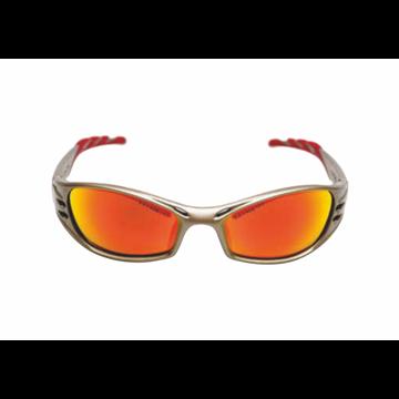 FUEL Gafas montura titanio PC rojo espejo